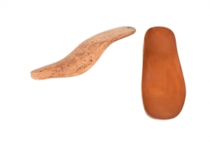 Inclined insoles