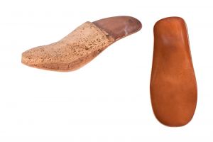 SVT/CVT over-pronation insoles