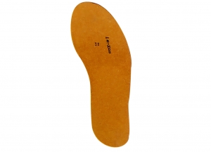 Moulded insoles