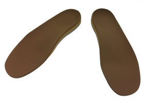 Thermoformable insoles